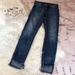BlankNYC Released Hem Jeans, Size 26
